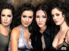 Charmed - Piper, Phoebe, Prue and Page Halliwell