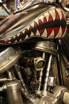 pinterest.com/fra411 #classic #custom #bike -  I.B.M.O.S DLMC Japan 2013