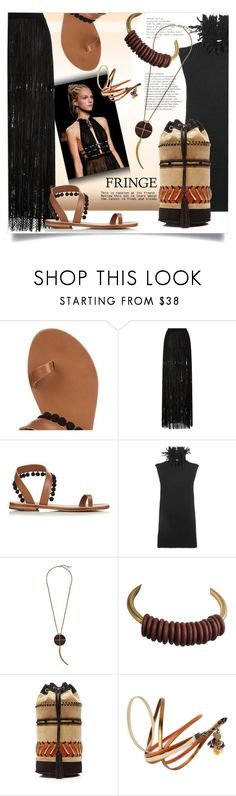 """""""Ethnic Inspiration"""" by laste-co ❤ liked on Polyvore featuring Álvaro, Elie Saab, Valentino, Lucky Brand and Alberta Ferretti"""