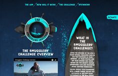 for The Smugglers' Challenge. Great to be involved and support them on this challenge. Bude Cornwall, Website Designs, Challenges, Branding, Graphics, Brand Management, Graphic Design, Design Websites, Site Design