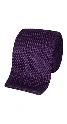 Purple Silk Knit Tie http://www.blacklapel.com/accessories/purple-silk-knit-tie.html?utm_campaign=4-3-2015-accessories-pinterest-board&utm_medium=social&utm_source=pinterest&utm_content=4-3-2015-accessories-purple-silk-knit-tie&utm_term=