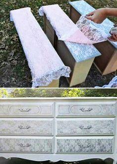 4 geniale DIY-Hacks, mit denen ihr eure Möbel ruckzuck aufwerten könnt