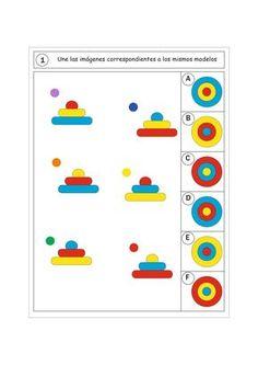 Las actividades de atención y de percepción visual elaborados por Orientación Andújar fomentan la discriminación visual y la percepción de diferencias, estimulando tanto la atención como la percepción del niño …