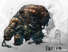 Concept art - Darksiders - from Joe Madureira - Creativity UP