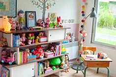 Tiny Little Pads - Interiors for Kids. Scandinavian Retro Kids Room. Happy Colors. @tinylittlepads #tinylittlepads www.tinylittlepads.com