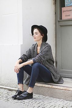 New Style Casual Outfits Minimal Chic Ideas Style Désinvolte Chic, Mode Style, Her Style, Simple Style, Boyish Style, Tomboy Fashion, Look Fashion, Winter Fashion, Street Fashion