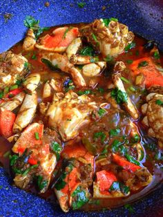 Discover fantastic recipes that can help you tackle against depression. These nutrient loaded foods will help you feel better in the long run! Rock Crab Recipe, Blue Crab Recipes, Crab Legs Recipe, Prawn Recipes, Fish Recipes, Seafood Recipes, Indian Food Recipes, Asian Recipes, Cooking Recipes