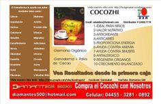 Un delicioso chocolate saludable con ganoderma. compralocon nosotros. Visita www.diamantes500.com