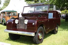Goodwood Festival of Speed 2012 - 1953 #LandRover Series 1 (State IV Royal Review Vehicle) by growler2ndrow, via Flickr