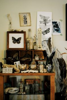 many curiosities!  Would love to see this in person!