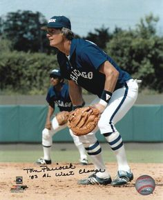 Tom Paciorek - Chicago White Sox