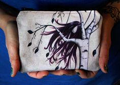 Free - Zipper Pouch. $12.00, via Etsy.  by the oh so inspiring Marcia Furman.. GO CHECK HER STUFF OUT!