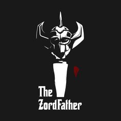 Check out this awesome 'The+ZordFather' design on @TeePublic!