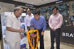 सोनी इंडिया ने नोएडा में खोला अपना नया प्रीमियम ब्रांड स्टोर:http://www.timevaluenews.com/सोनी-इंडिया-ने-नोएडा-में-ख/