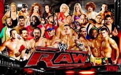 WWE: Raw  12/18/2012 7:30PM  Consol Energy Center  Pittsburgh, PA