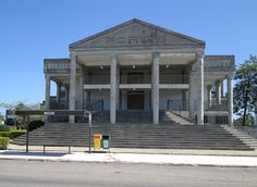 Fórum da Comarca de Criciúma - SC. Google Maps