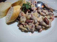 Sicílsky fazuľový šalát