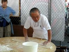 lets learn how to make hand pulled noodles