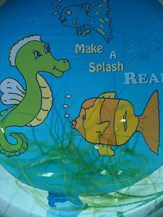 Easy Aquarium Craft for Kids to Make