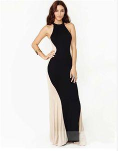 Long Evening Dresses 2015 Spring Casual