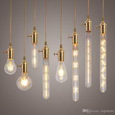 Light Bulbs Edison Led Filament Lamp E27 220v 4w 4.5w 8w Novelty Decoration Light Bulb Lampada Led Lamp New Holiday Lights Christmas Lamp Sturdy Construction Led Bulbs & Tubes