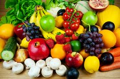 Fresh Fruits and Vegetables jigsaw puzzle