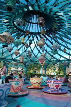 Disney Paris...