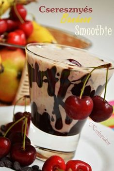Chocolate Fondue, Panna Cotta, Smoothies, Cocktails, Pudding, Ice Cream, Ethnic Recipes, Food, Coolers
