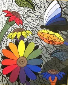 ARTISUN: Color Theory - Student Work