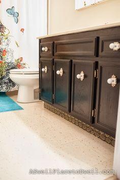 Bathroom Vanity Kick Plate kick plate kitchen cabinets - google search | diy | pinterest