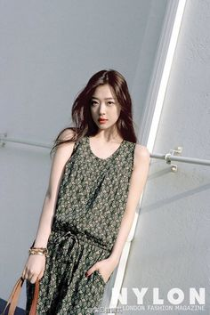 Sulli keeps getting modelling jobs and her critics are only helping – Asian Junkie