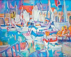 Claude Schurr - Artist, Fine Art Prices, Auction Records for Claude Schurr