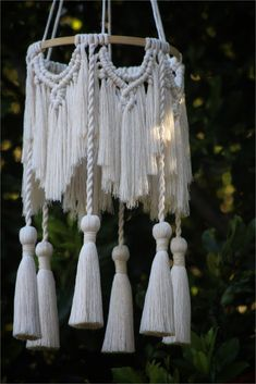 Macrame Design, Macrame Art, Macrame Projects, Macrame Knots, Macrame Mirror, Macrame Curtain, App Mobile Design, Store Mobile, Mobiles