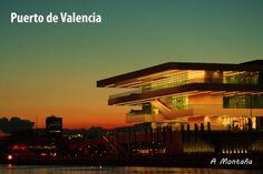 Puerto de Valencia (Valencia Harbor) Spain
