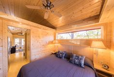 This is the NEW Premiere Tiny House by ESCAPE Traveler. It's a Park Model home with up to two bedrooms, a full kitchen, living area, porch, and more! What do you think? Would you ever conside…