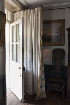 4 Uses For Drapes Other Than Windows Remodel Front