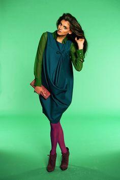 Bubble dress 09/2011 #132 - Women - Digital Patterns