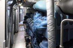 https://flic.kr/p/LjXt9U | RhB Gmf 4/4 - Diesel-Electric Locomotive | Engine: 12-cylinder diesel. Switzerland, Sep 10, 2016.