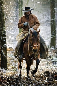 Cowboy Way ~ this is what MY ranch hands would look like! Cowboy Horse, Cowboy Art, Cowboy And Cowgirl, Western Riding, Western Art, Horse Riding, Quarter Horses, Clydesdale, Cowboy Pictures