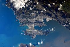 Clear skies over Wellington, New Zealand - Hello friends!