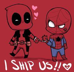 I ship them!!