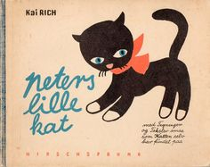 """atelier pour enfants :  """"Peters lille kat"""" de Kai Rich."""