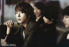 Yonghwa. And CNBlue