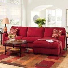 افضل شركة تنظيف شقق بالخبر 0530202670 | شركة اجياد المثالية Red Curtains Living Room, Red Living Room Decor, Living Room Colors, Living Room Modern, Living Room Sofa, Home Living Room, Living Room Designs, Home Furnishings, Decoration