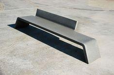 Mimetic - concrete bench - 2010 | Yonoh Estudio Creativo