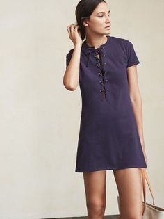 We're pretty into Francoise Hardy and also little t-shirt dresses. So we decided to combine those things and make you the Caroline Dress. https://www.thereformation.com/products/caroline-dress-steel?utm_source=pinterest&utm_medium=organic&utm_campaign=PinterestOwnedPins