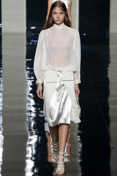 Christopher Kane Spring 2015 Ready-to-Wear -