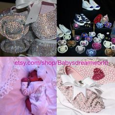 If you would like to see more similar beautiful baby items, click the link  http://babysdreamworld.bigcartel.com…