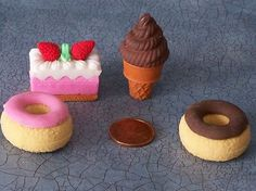 Tonner Cami Ellowyne Amelia Thimble Jon BJD Food Deserts Cakes New | eBay