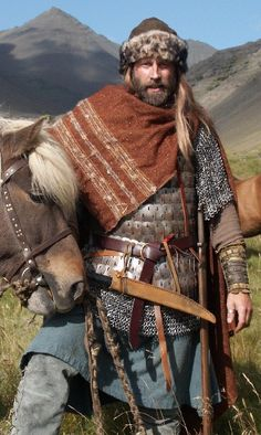 traditional viking clothing - Google Search